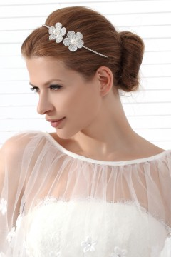 Attractive Wedding Tiara With Rhinestones Ajtb0267