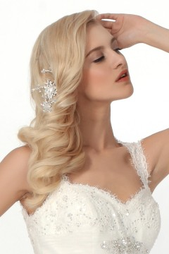 Exquisite Rhinestones Wedding Headpiece Ajtb0314