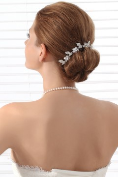 Gorgeous Rhinestones Wedding Headpiece Ajtb0301