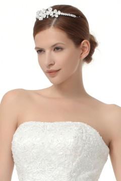 Gorgeous Wedding Tiara With Rhinestones Ajtb0293
