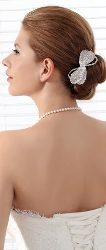 Beautiful Wedding Tiara With Rhinestones Ajtb0268