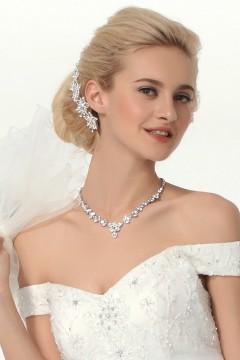 Elegant Rhinestones Wedding Headpiece Ajtb0303